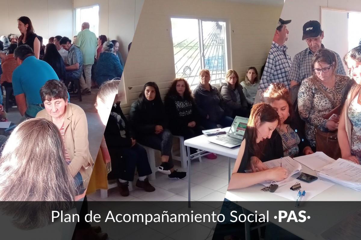 Actividades Plan de Acompañamiento Social [PAS] 2019
