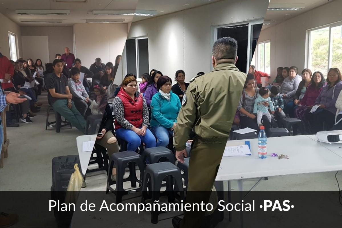 Actividades Plan de Acompañamiento Social [PAS] 2020